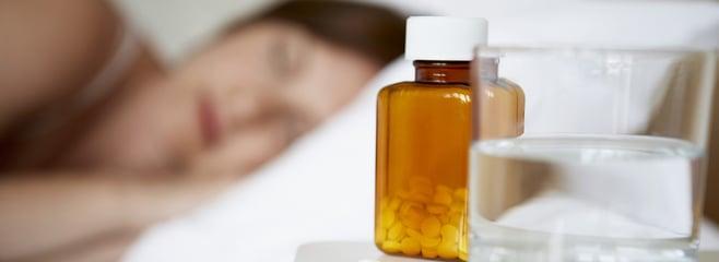 Sind Schlafmittel eine gute Lösung?